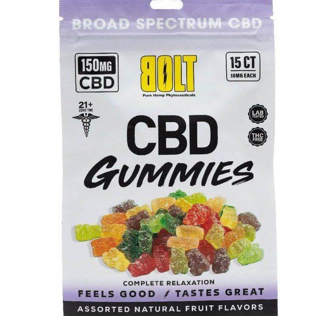 CBD Gummies Sebagai Menenangkan Juga Mengandung Vitamin D Dan B