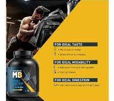 Multivitamin Dengan Kandungan Alami MuscleBlaze Dari India